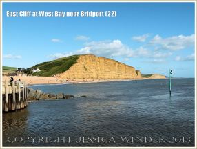 East Cliff at West Bay near Bridport (22)