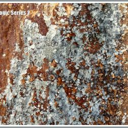 Rock surface texture, colour, and pattern as natural abstract art