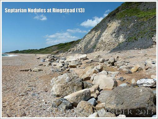 Septarian Nodules at Ringstead (13)