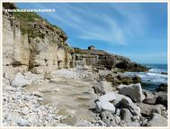 A Rocky Beach near Portland Bill 1