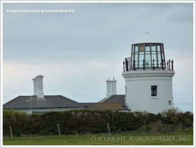 The Old Lower Lighthouse, now the Portland Bird Observatory