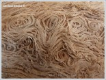 Close-up detail of woodgrain pattern and texture on driftwood