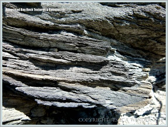 Ringstead Bay Rock Textures & Patterns 9