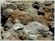 Natural rock textures
