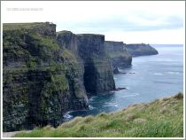 The Cliffs of Moher, looking southwest towards Hag's Head