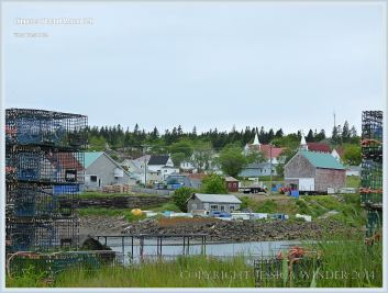 Seal Cove on Grand Manan