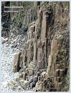 South Head columnar basalt on Grand Manan