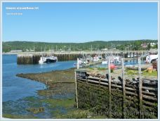 North Head Harbour on Grand Manan