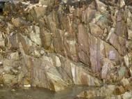 Silurian strata on the Dingle Peninsula