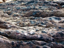 Texture in Devonian rock from the Dingle Group at Smerwick Harbour