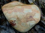 Beach stone at Ferriters Cove on the Dingle Peninsula