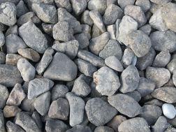 Pebbles of the shingle banks at Pwll Du