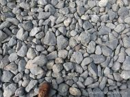 Pebbles of the shingle banks at Pwll Du
