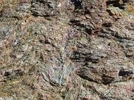 Icart Gneiss rock texture
