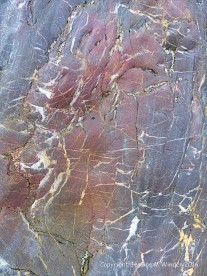 Natural abstract rock patterns from Three Cliffs Bay