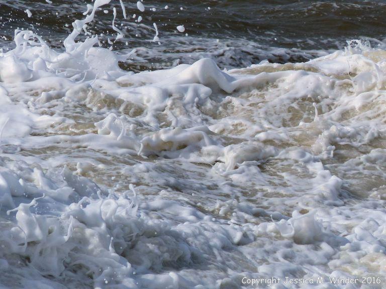 Seafoam texture