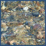 Natural abstract water ripple patterns