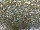 The Hive installation and experience at Kew Gardens, London.