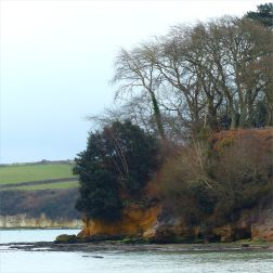 View of Red End Point, Studland, Dorset