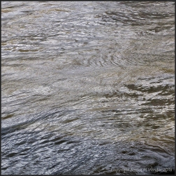 Surface water texture and pattern