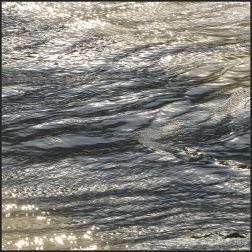 Water surface texture and pattern