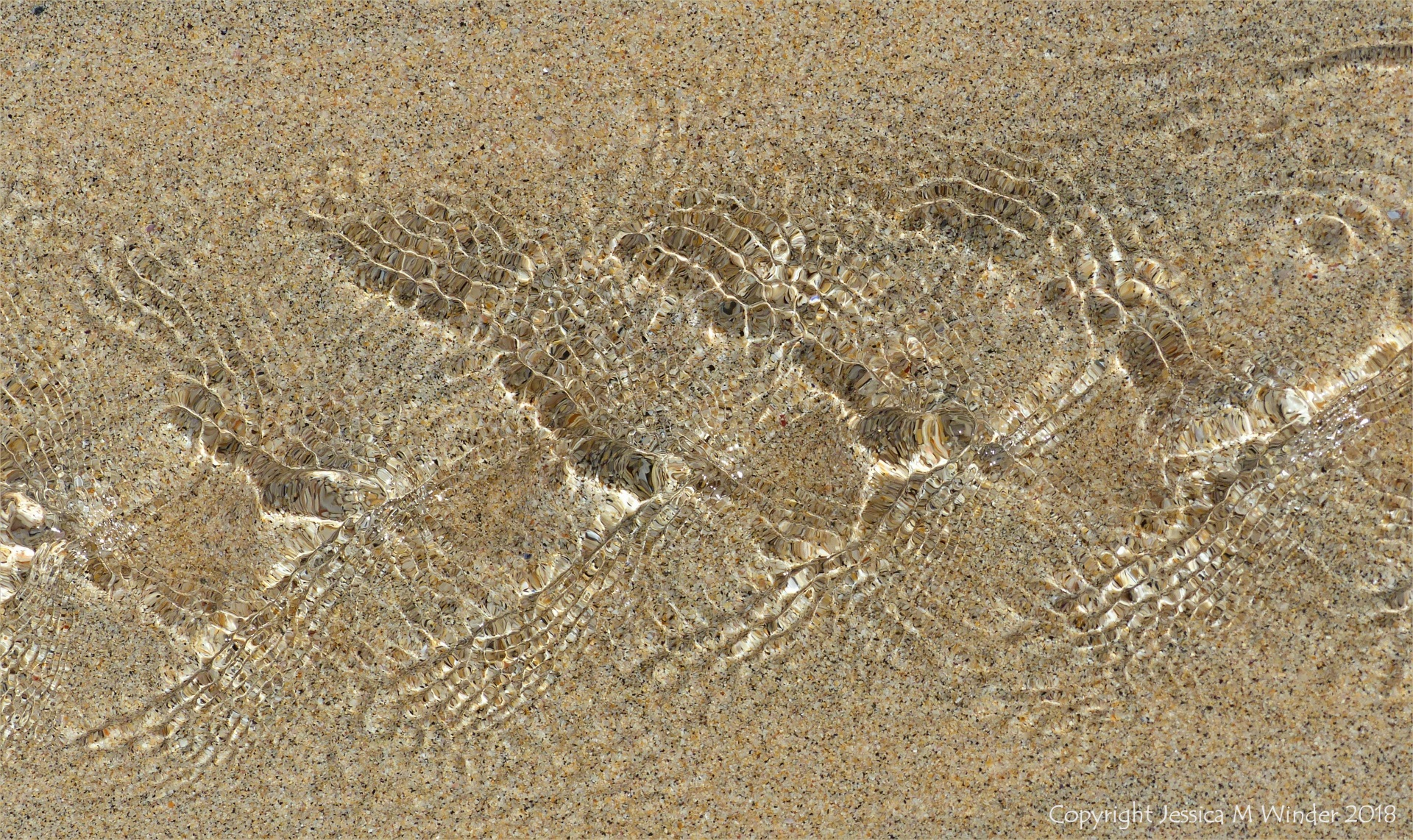 Patterns in a stream