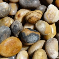 Pebbles on Chesil Beach