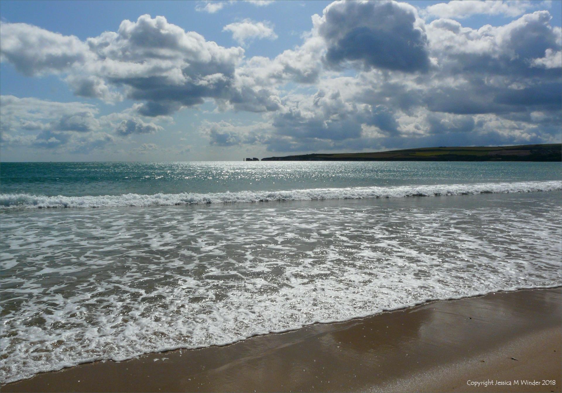 Sea view at Studland bay