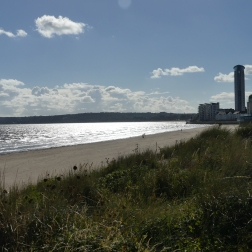 View of Swansea Bay