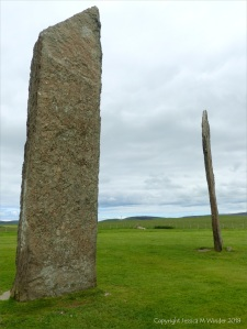 Standing Stones of Stenness in Orkney