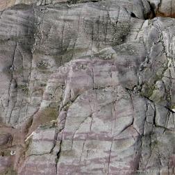 Natural rock patterns
