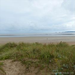 View across Swansea Bay