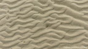 Sand Patterns at Waulkmill Bay 3