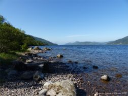View of Loch Ness
