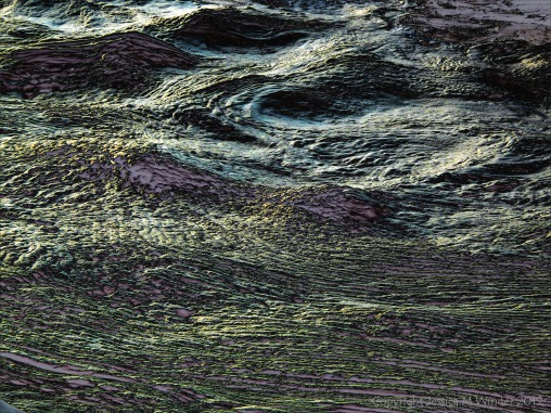Nature-based abstract image