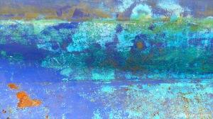 Imaginary seascape