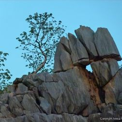Chillagoe rocks in Queensland