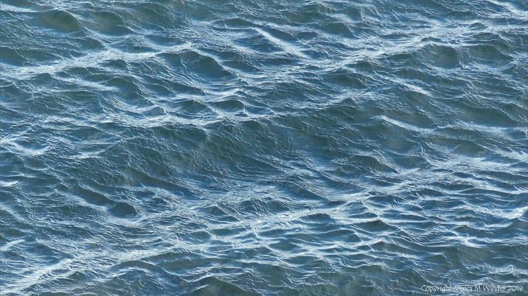 Wave pattern photographs