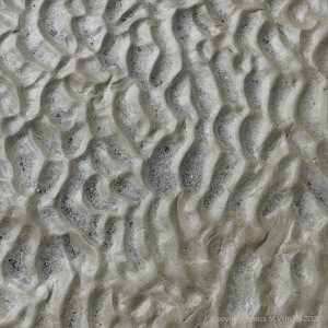 Natural sand patterns and texture