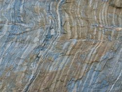 Close-up of rock pattern and texture