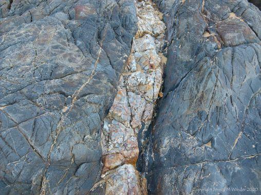 Rock vein